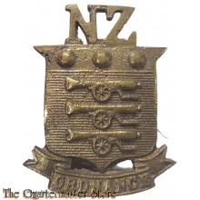 Cap badge Army Ordnance Corps New Zealand WW2