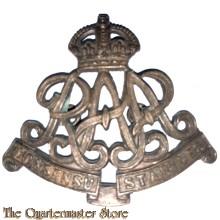Cap badge Siege Brigade,  Royal Australian Artillery