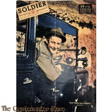 Soldier , the British Army magazine