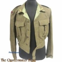 Battle Dress met broek Majoor Regiment Kornwerderzand