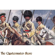 Postcard (Ansichtkaart) L Armee Alliee Russian Cossacks