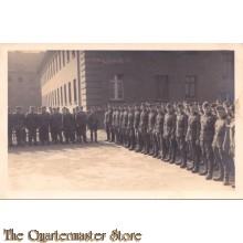 AnsichtsKarte (Mil. Postcard ) 1940 Angetreten 2