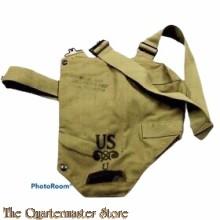 M1VA1 Army Service Gas Mask Carry Bag