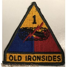 Sleeve patch 1st Armored Division (Old Ironside)