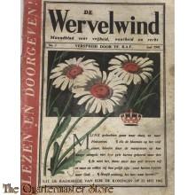 Maandblad de Wervelwind Bulletin no 3,  juni 1942
