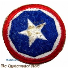 Mouwembleem 9th Logistical Command (Sleeve badge 9th Logistical Command)