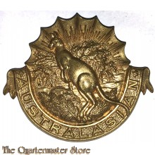 Cap badge The Kings Colonials, Australasian Squadron 1900-1910