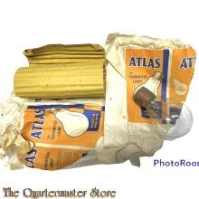 ATLAS light bulb in paper wrapper RAF WW2
