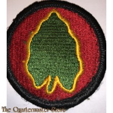 Mouwembleem 24th Infantry Division (Sleeve patch 24th Infantry Division)
