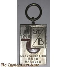 Medaille Liefdadigheids mars Haarlem 1940