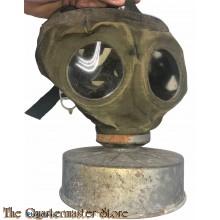Gasmaske Luftschutz WK2 (german WW2 civil gasmask)