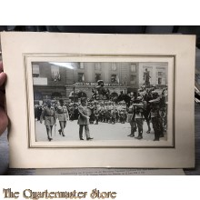 Large press photo French Forces 1940