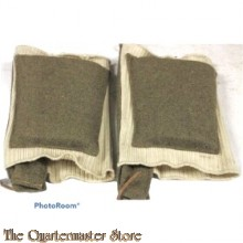 Pair of SOE contract issue WW2 Parachutists knee pads