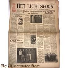 Weekblad het Lichtspoor 1e jaarg no 2   22 jan 1947