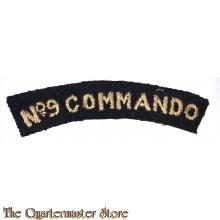 Shoulder flash 9 Commando