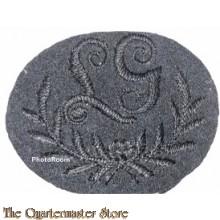 Trade badge Lewis Gunner (for Infantry Regiments)
