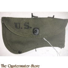 Axe cover OD 1944  (Bijlhoes US Army OD 1944)