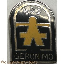 Distinctive unit insignia (DUI) 509th Parachute Infantry Regiment (Geronimo)