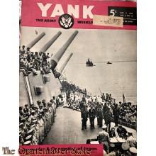 Magazine Yank Vol 4 , no 16 , Oct 5 1945
