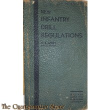 US Army New Infantry drill regulations 1940