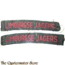 Straatnamen Regiment Limburgse Jagers