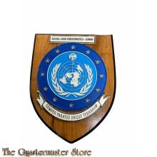 Wandschild OCMAN - School voor Vredesmissies