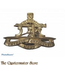 South Africa Cap badge Floreat Regiment President Steyn Bloemfontein (1964 forward)