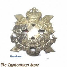 Cap badge Canadian Scottish, 3th Canadian Infantry Division