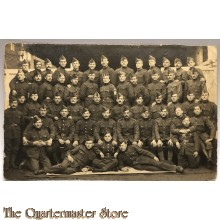 Studio groeps portret belgium 1920