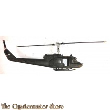 Metal model 1/35 MRC UH-1C Huey Gunship
