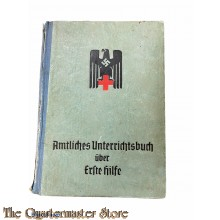Amtliches Unterrichtsbuch über Erste Hilfe 1938