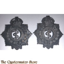 Collar badges Australian Army Medical Corps 1930-1942
