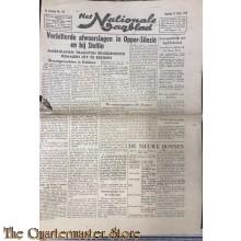 Nationaal dagblad no 115, maandag 19 maart 1945