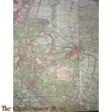 Topografische Landkaart Amersfoort W