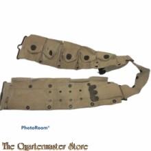 US M-1910 Infantry Belt