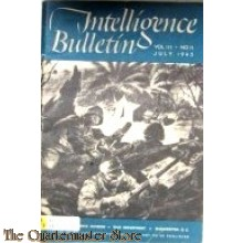 US Army Intelligence Bulletin vol III no II july 1945