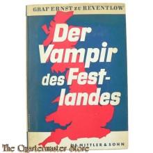 Buch 'Der Vampir des Festlandes' by 'Graf Ernst zu Reventlow'