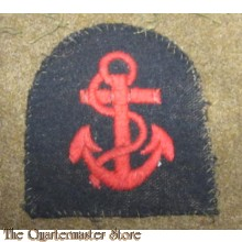 RN Petty officier badge