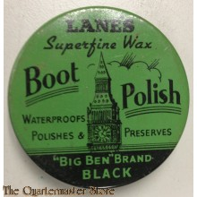 Tin can Lane's boot polish