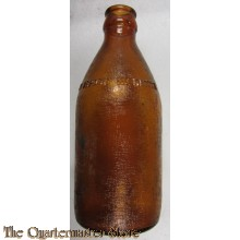 Beer bottle Duraglas 1-Way Brown World War II