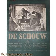 De Schouw 3e jrg nr 10 okt 1944