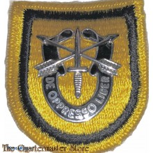 Beret flash 1 Special Forces Group (post 1964)