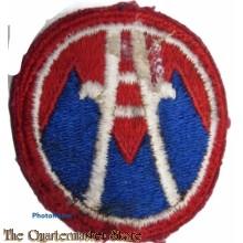 Mouwembleem 2nd US Logistical Command Okinawa (Sleeve badge  2nd US Logistical Command Okinawa)