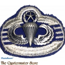 US Army parachute oval Staf Headquarters and Headquarters Company (master)