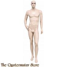 Etalage figuur staand no 1  (Mannequin standing)