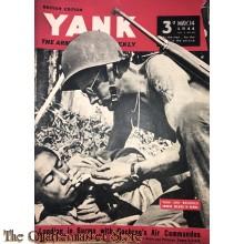 Magazine Yank Vol 2 no 48 , may 14 1944