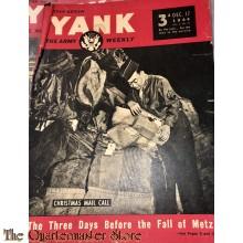 Magazine Yank Vol 3, no 27,  Dec 17 1944