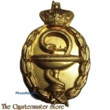 Borstembleem brevet Apotheker  Kon Landmacht (Breastbadge pharmasist, Dutch Army)