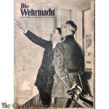 Magazine Die Wehrmacht 6e Jrg no 1,  1 jan 1942