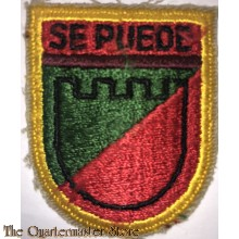 Beret flash HQ Puerto Rico National Guard Command (P.R.A.R.N.G.)